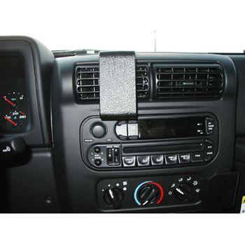 Brodit ProClip montážní konzole pro Jeep Wrangler 03-06, na střed