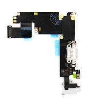 Náhradní díl flex kabel systémového konektoru pro Apple iPhone 6 Plus 5.5, bílý