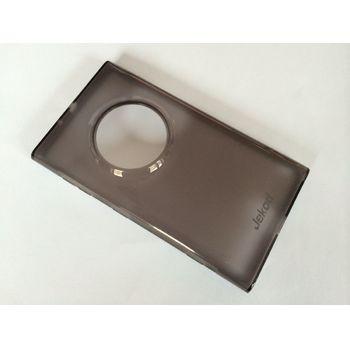 Jekod TPU silikonový kryt Nokia Lumia 1020, černá