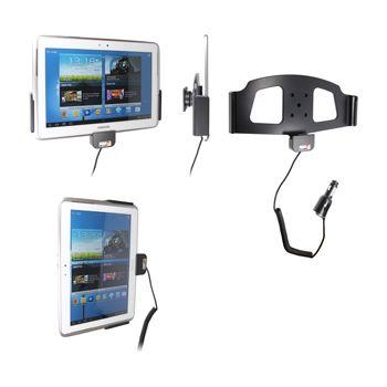 Brodit držák do auta pro Samsung Galaxy Note 10.1 s nabíjením + adaptér pro snadné odebrání držáku z proclipu