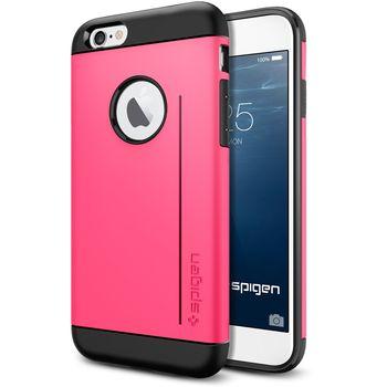 Spigen pouzdro Slim Armor S pro iPhone 6, růžová