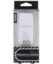 Remax Pineapple PowerBanka 5000mAh Li-Pol bílá