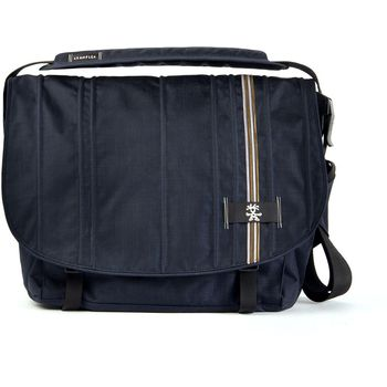 "Crumpler Good Booy 17"" laptop taška - modrá"