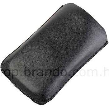 Pouzdro kožené Brando D (74x128mm) - HTC Hero, Samsung i900 Omnia, iPhone 3G/3GS/Nokia N97