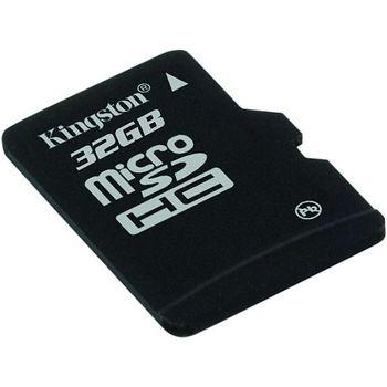 Kingston microSDHC 4GB Class 4 paměťová karta, bazar