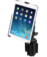RAM Mounts držák na iPad Air do auta do držáku na nápoje, sestava RAP-299-3-B-AP17U