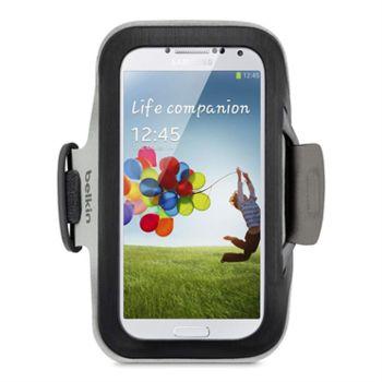 Belkin sportovní pouzdro pro Samsung Galaxy S4, černé
