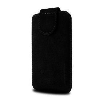 Kožené pouzdro RedPoint Brush, velikost XL, černá štípenka