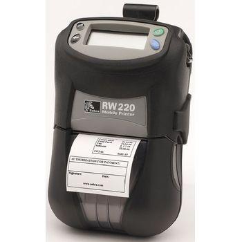 Tiskárna Zebra RW220D, Direct Thermal,Bluetooth, standardní veze R2D-0UBA000E-00