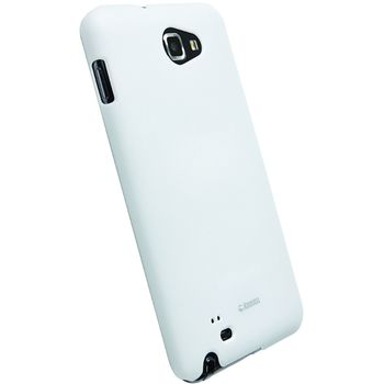 Krusell hard case - ColorCover - Samsung Galaxy Note (bílá)