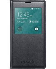 Samsung flipové pouzdro S View EF-CG900BB pro S5 (G900), modročerné