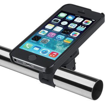 Držák BikeConsole LITE pro iPhone 5/5s na kolo nebo motorku na řídítka pro uchycení telefonu