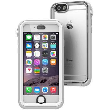 Catalyst vodotěsné pouzdro pro iPhone 6/6S, bílo-šedé