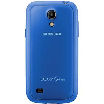 Samsung ochranné pouzdro Protective cover + EF-PI919BC pro Galaxy S4 mini, světle modrá