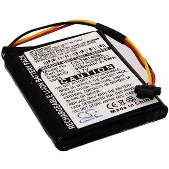 Baterie pro TomTom One 140, 950mAh, Li-ion