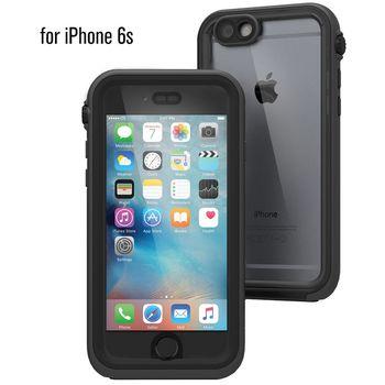 Catalyst vodotěsné pouzdro pro iPhone 6/6S, černo-šedé