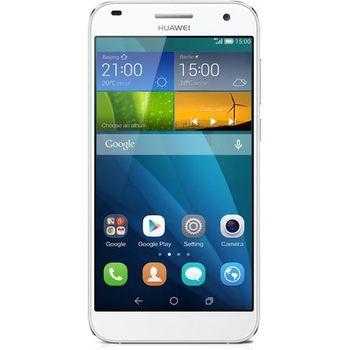 Huawei G7, bílá