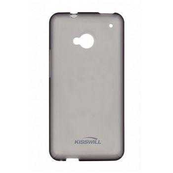 Kisswill TPU ochranný kryt pro Samsung S7580 Galaxy Trend, černý