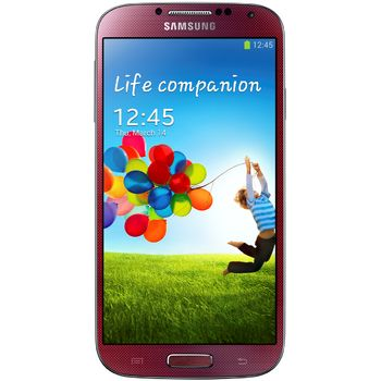 Samsung GALAXY S4 i9505, LTE, Red