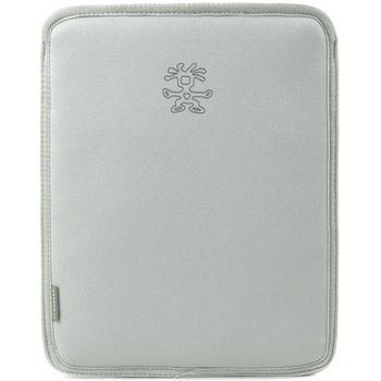 Crumpler Giordano Special neoprénové pouzdro pro nový iPad - stříbrná