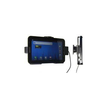 Brodit držák do auta na Samsung Galaxy Tab bez pouzdra, s průchodkou pro orig. kabel