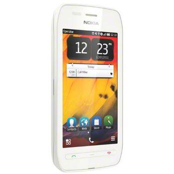 Nokia 603 White Fuchsia
