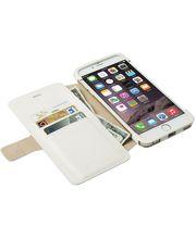 Krusell pouzdro FlipCase Malmö - Apple iPhone 6 plus 5.5, bílá