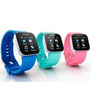 Sony SE1 SmartWatch Bag, pásek k hodinkám - modrý