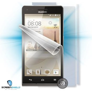 Fólie ScreenShield Huawei Ascend G6 - celé tělo