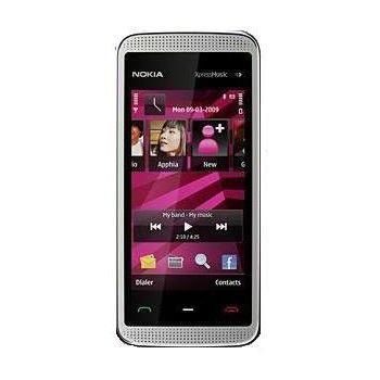 NOKIA 5530 XpressMusic Illuvial Pink 2GB + fólie Brando