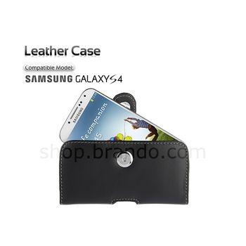 Brando kožené pouzdro Pouch - Samsung Galaxy S4