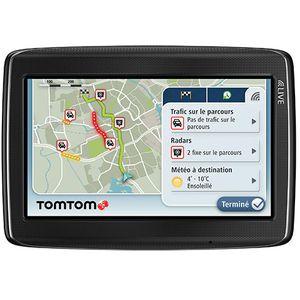 TomTom GO LIVE 825