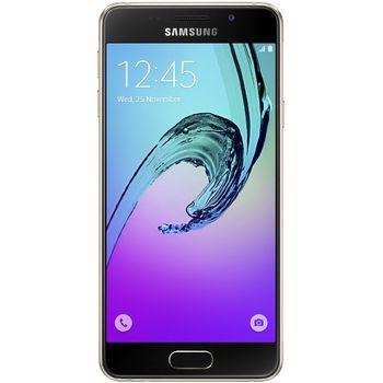 Samsung Galaxy A3 2016 (SM-A310F), 16GB, zlatá