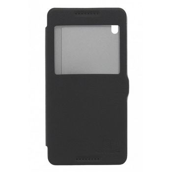 Nillkin Sparkle S-View Pouzdro Black pro HTC Desire 820