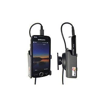 Brodit držák do auta pro Samsung Omnia II i8000 se skrytým nabíjením v palubní desce