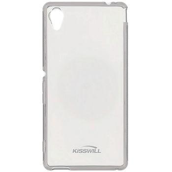 Kisswill TPU pouzdro pro Lenovo Vibe K5 Note, transparentní