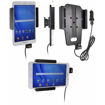 Brodit držák do auta na Samsung Galaxy Tab A 7.0 bez pouzdra, s nabíjením z cig. zapalovače/USB