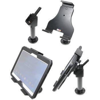 Brodit sestava otočného montážního podstavce, MultiMove clipu a nastavitelného držáku pro tablet, 180-230mm, bez nabíjení, (215857)