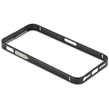 PanzerGlass ochranný hliníkový rámeček pro Apple iPhone 5/5s, černý