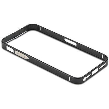 PanzerGlass ochranný hliníkový rámeček pro Apple iPhone 4/4s, černý